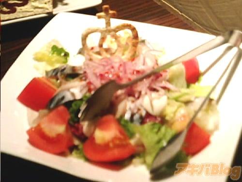 熊沢の鯖(さば)サラダ