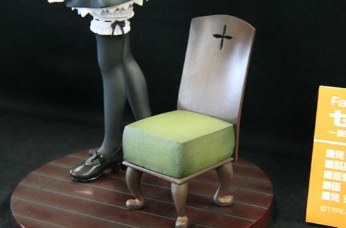 付属の椅子