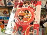 涼宮ハルヒ DVD1巻