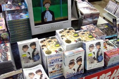 おおきく振りかぶって(おお振り)DVD1巻【AA】が27日に発売日を迎えた