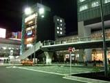 秋葉原駅前広場と、秋葉原UDXを結ぶ歩道橋