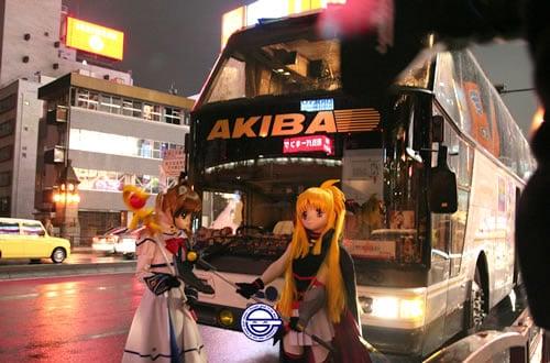 「リリカルなのはA's バス」ツアー