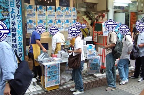 2006年夏コミ・コミケ70カタログCD版、発売