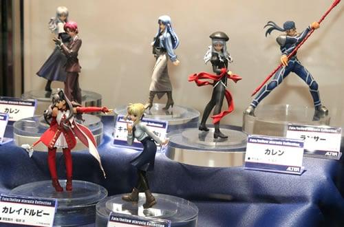 コレクションジィギュアシリーズ(FA4) Fate/hollow ataraxia collection