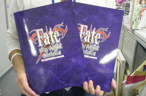 Fate/stay night[Realta Nua]、広報&宣伝活動がまさに佳境